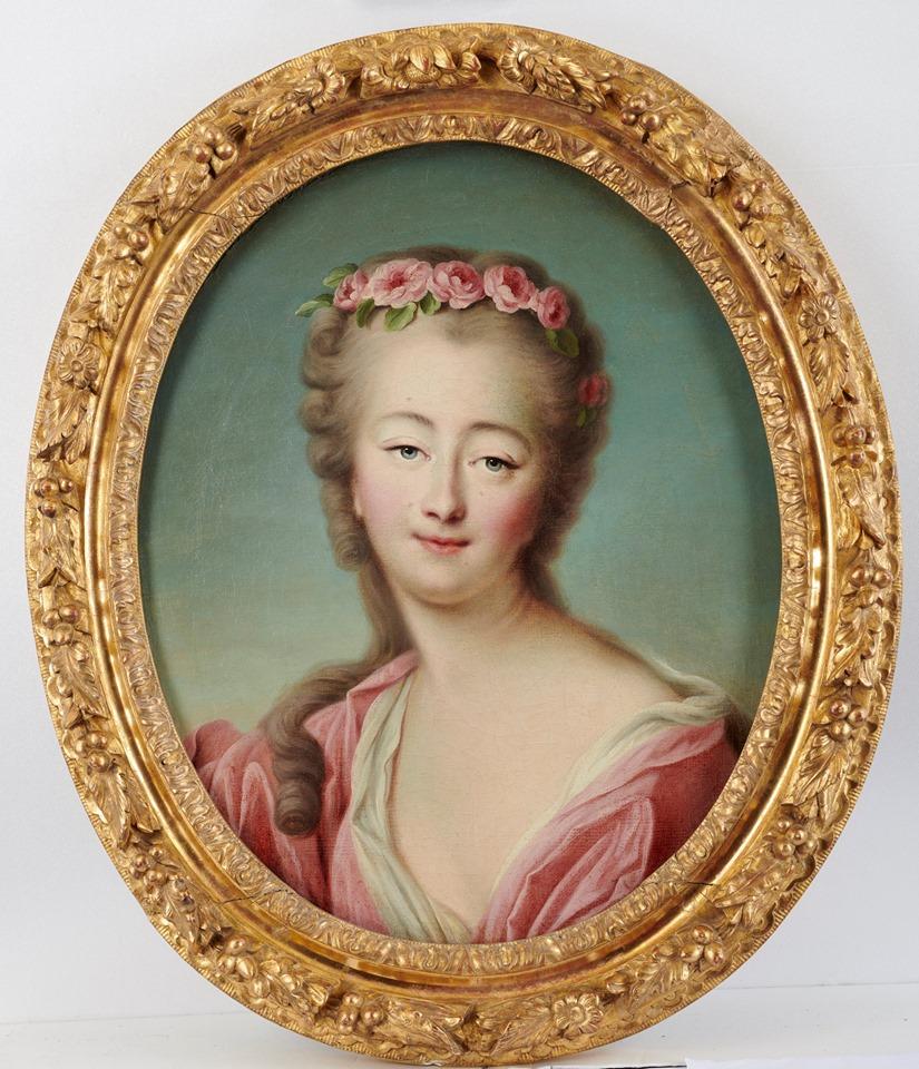 Cent portraits pour un siècle. Exposition au Musée Lambinet (Versailles) et Palais Lascaris (Nice) 73041610