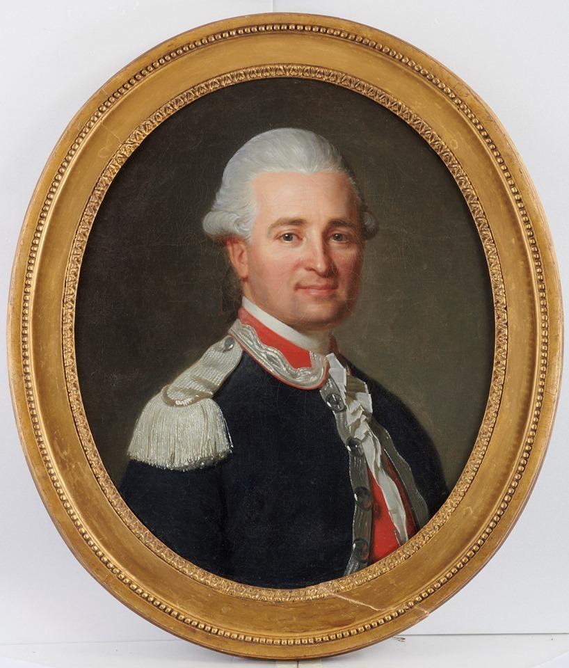 Cent portraits pour un siècle. Exposition au Musée Lambinet (Versailles) et Palais Lascaris (Nice) 73255910