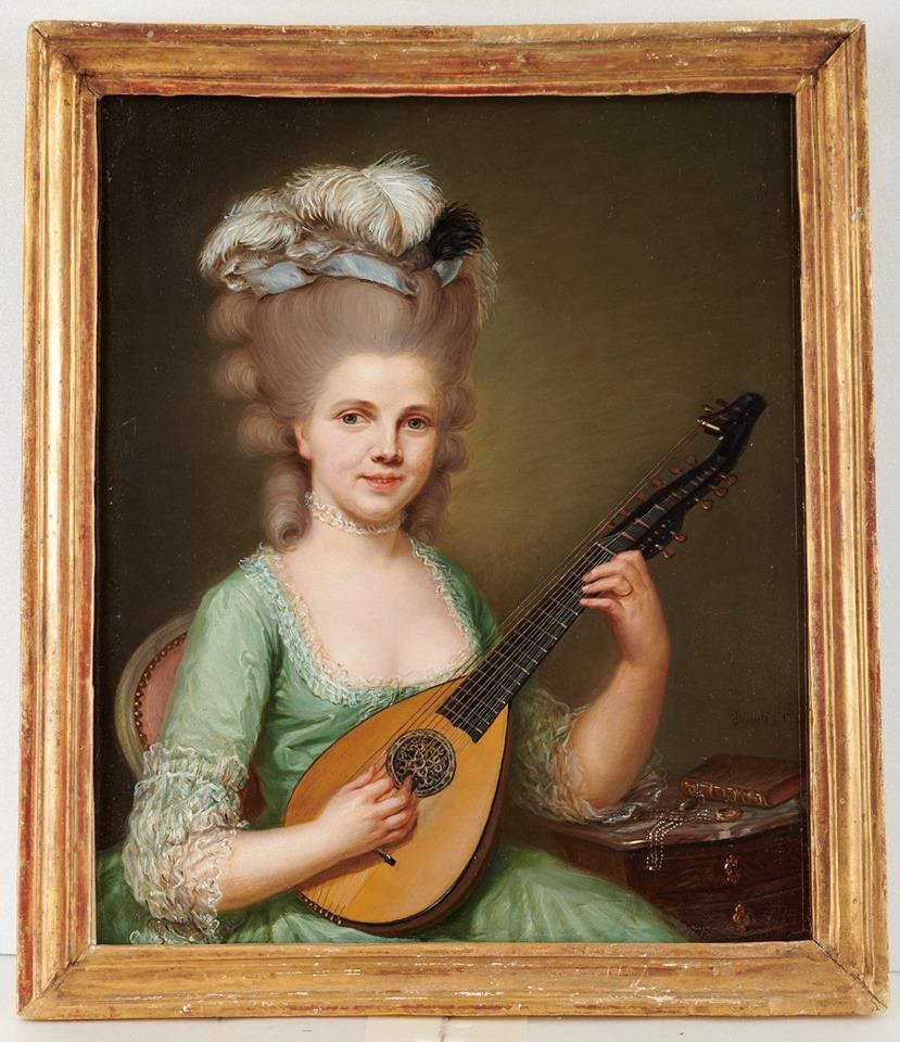 Cent portraits pour un siècle. Exposition au Musée Lambinet (Versailles) et Palais Lascaris (Nice) 73324810