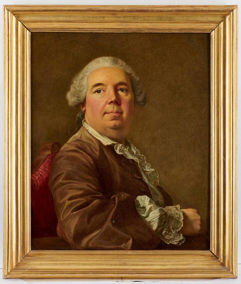 Cent portraits pour un siècle. Exposition au Musée Lambinet (Versailles) et Palais Lascaris (Nice) 73409111