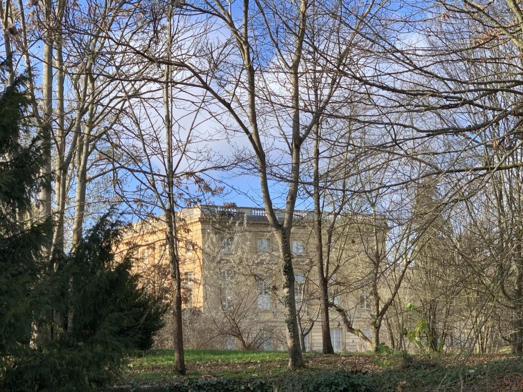 Balade à Versailles et Trianon au temps du Covid  81d4d010