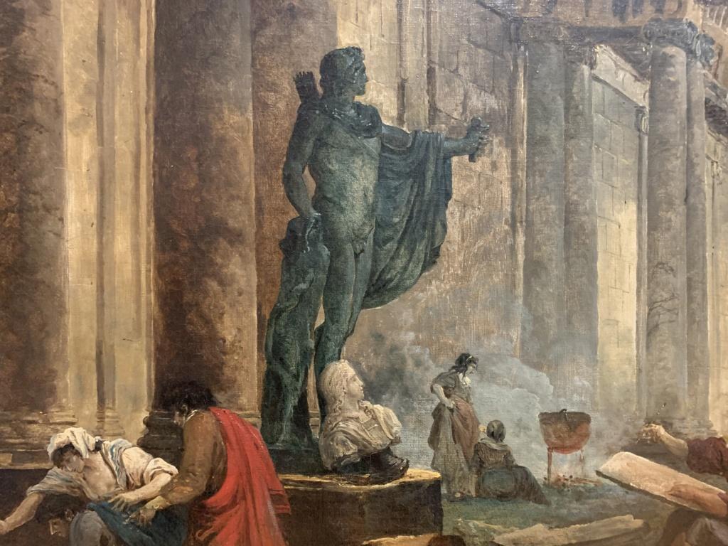 Hubert Robert et le XVIIIe siècle 81e2af10