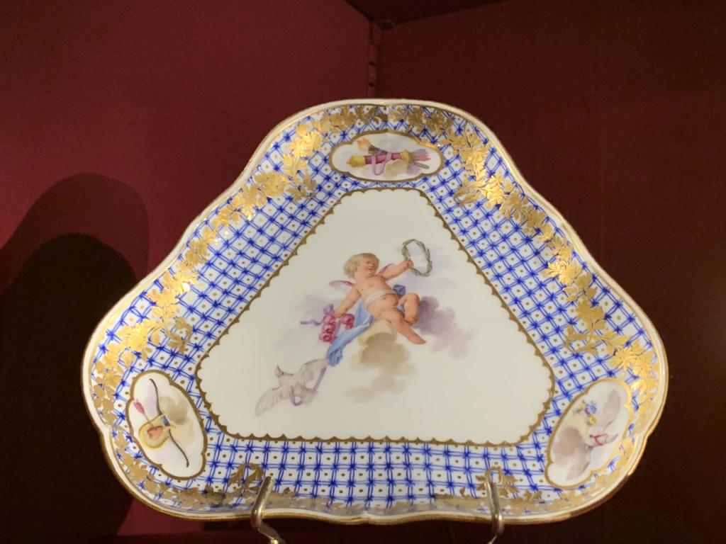 Ouverture du cabinet des porcelaines du château de Versailles  82ba9b10
