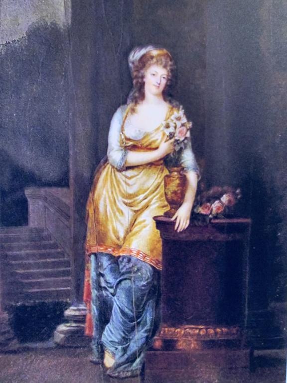 """Exposition """" Vivre à l'antique, de Marie-Antoinette à Napoléon Ier """" - Château de Rambouillet 84005210"""