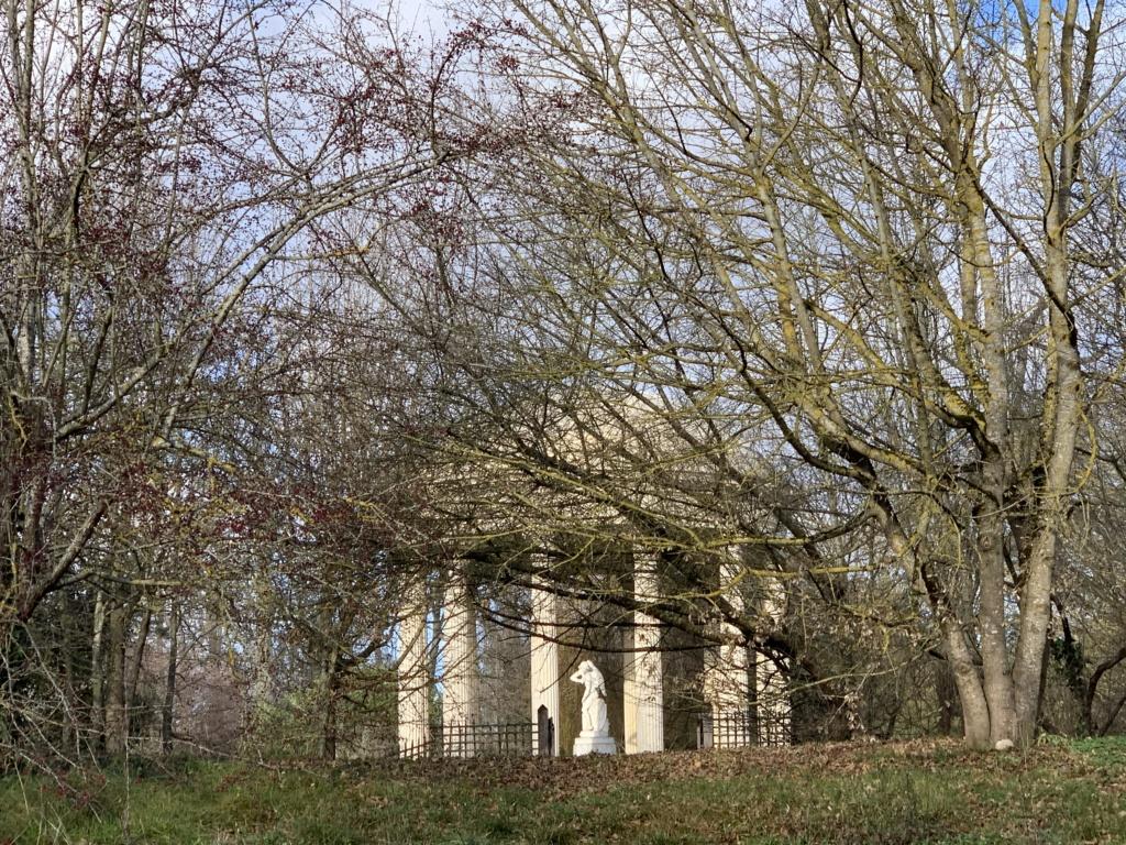Balade à Versailles et Trianon au temps du Covid  840d0610