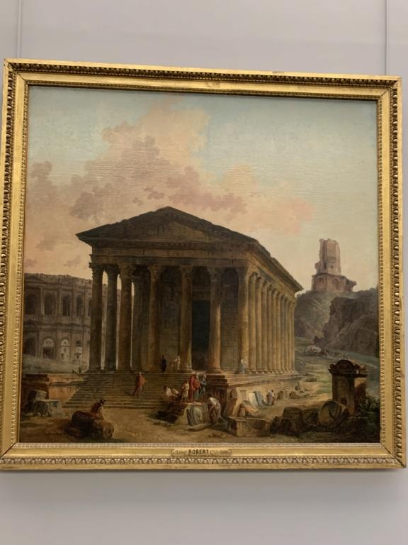 Hubert Robert et le XVIIIe siècle 8b779d10