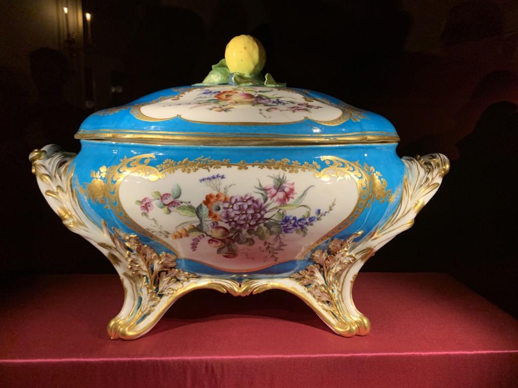 Ouverture du cabinet des porcelaines du château de Versailles  9278ae10