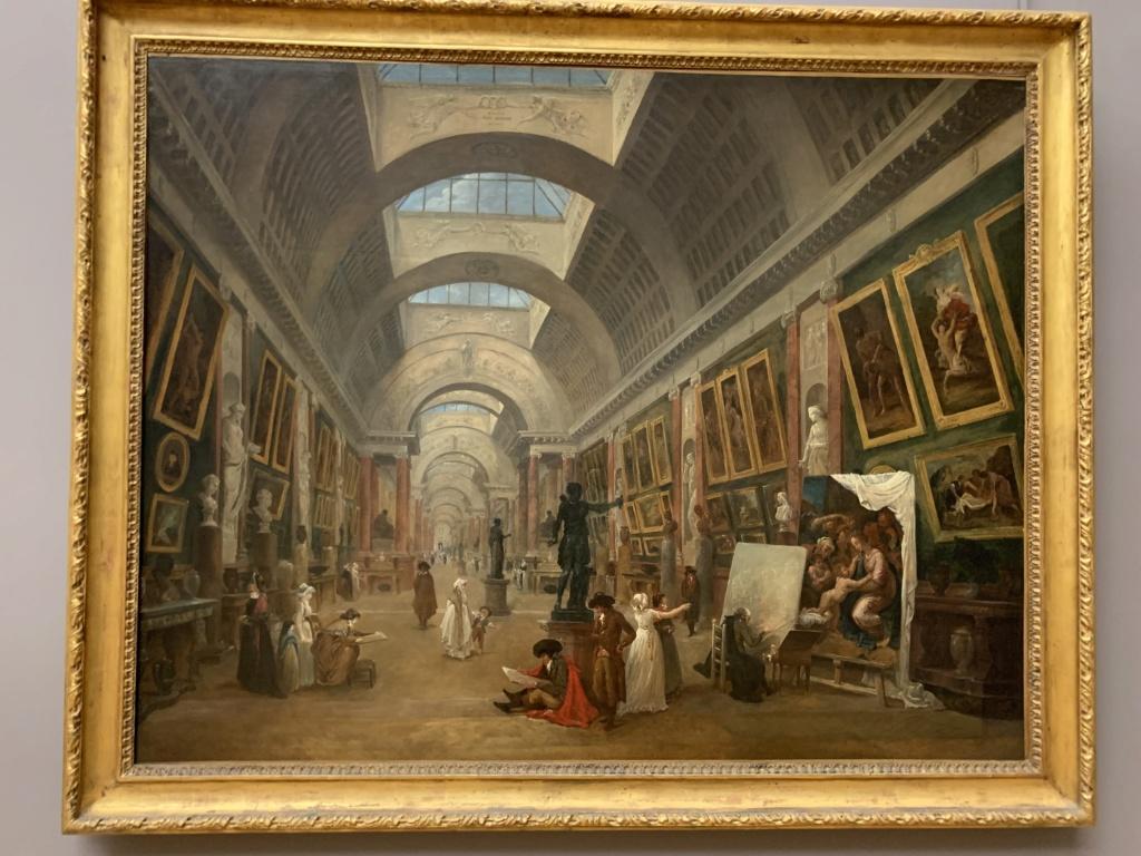 Hubert Robert et le XVIIIe siècle 99f6a210