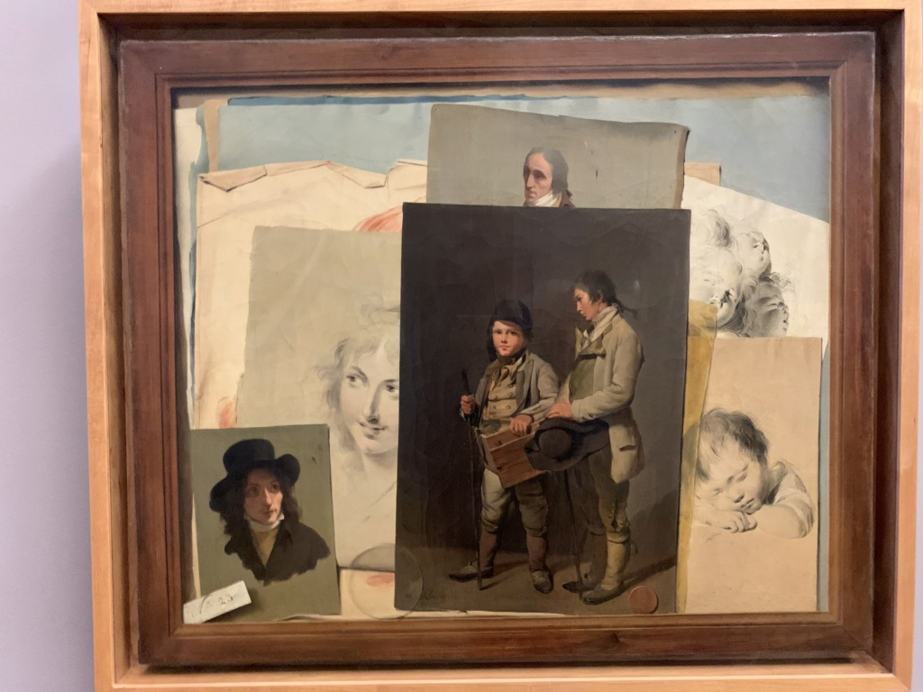 Louis-Léopold Boilly : peintre de la société parisienne de Louis XVI à Louis-Philippe Aa1dcd10