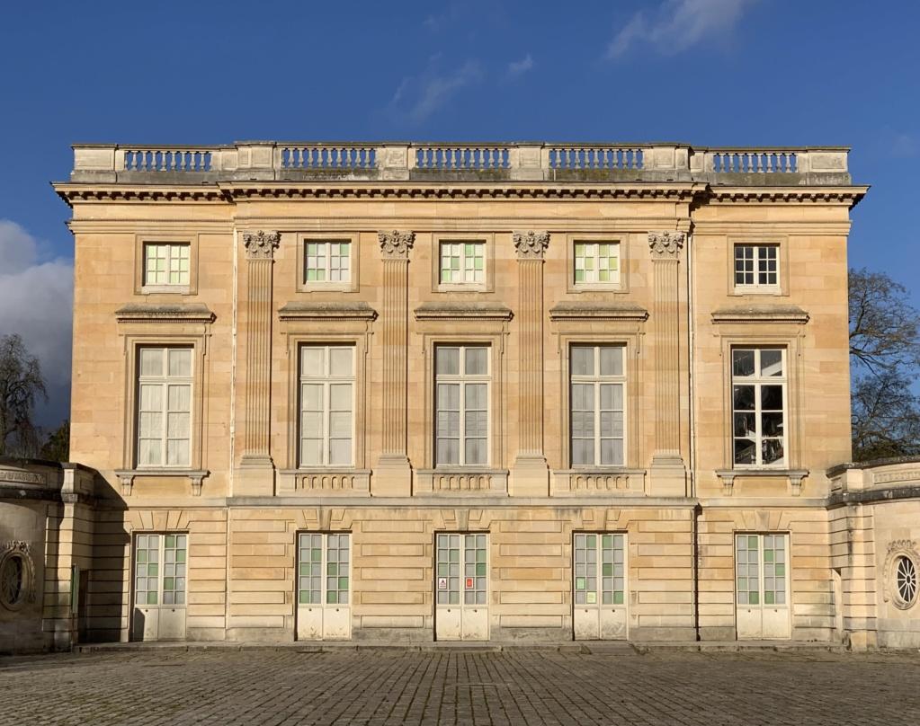 Balade à Versailles et Trianon au temps du Covid  Bab5c610