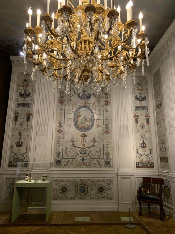 """Exposition """" Vivre à l'antique, de Marie-Antoinette à Napoléon Ier """" - Château de Rambouillet C7dde510"""