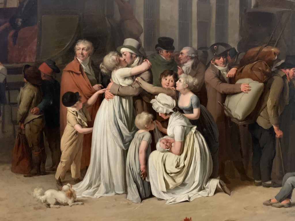 Louis-Léopold Boilly : peintre de la société parisienne de Louis XVI à Louis-Philippe C9fcc410