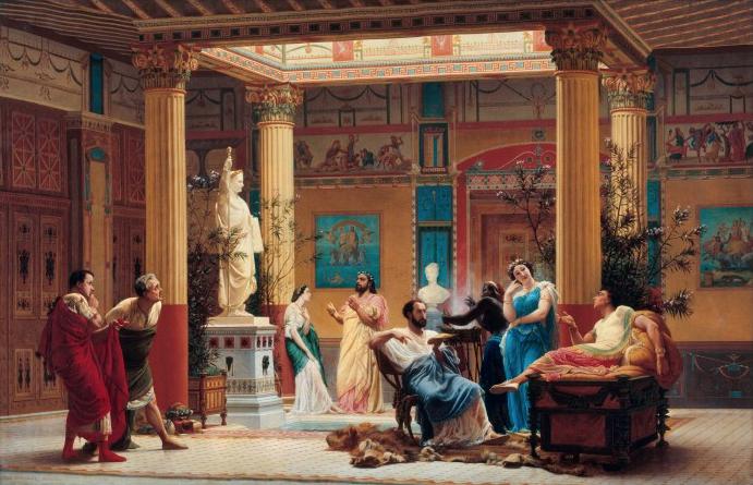 Achilleion, le palais de l'impératrice SISSI  Captu103
