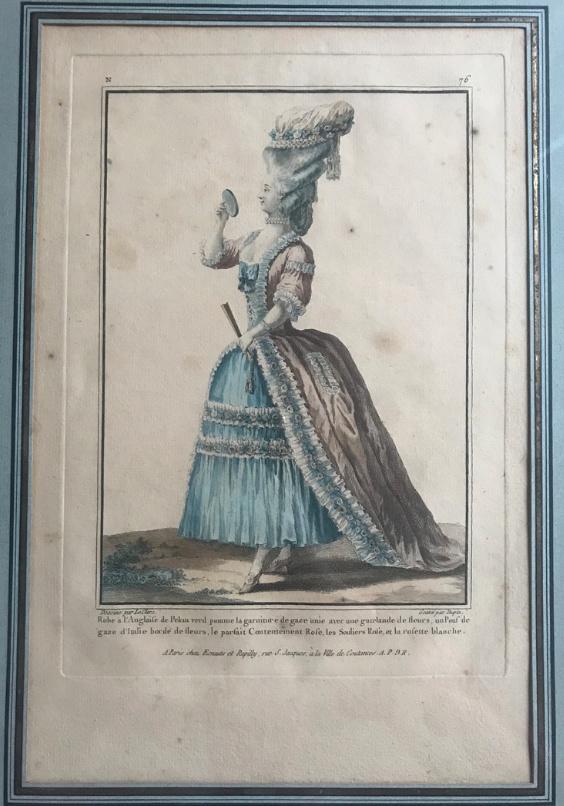 La Galerie des Modes et Costumes Français Captu129