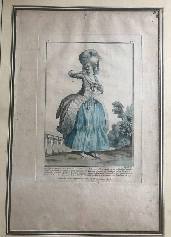La Galerie des Modes et Costumes Français Captu130