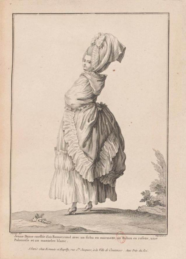 La Galerie des Modes et Costumes Français Captu133