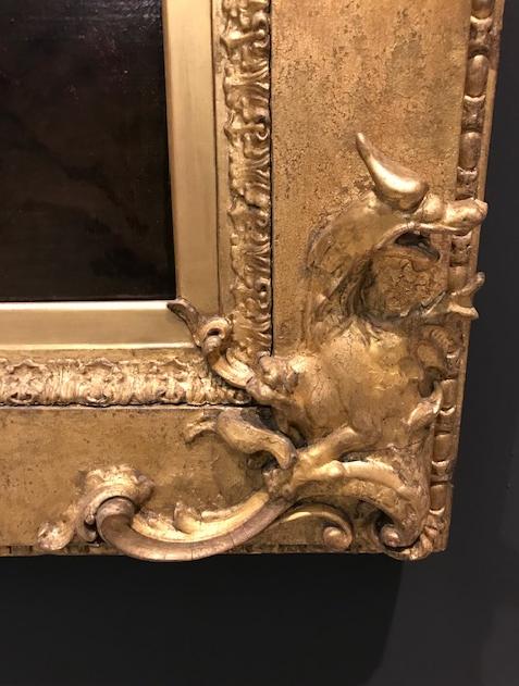 Les cadres français du XVIIIe siècle et leurs ornements Captu140