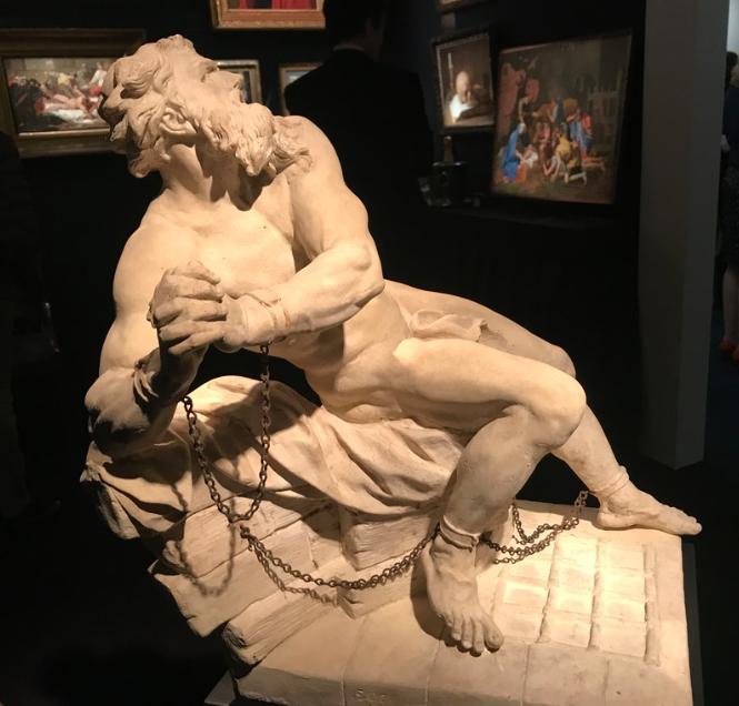 Salon Fine Arts 2018 au Carrousel du Louvre Captu146