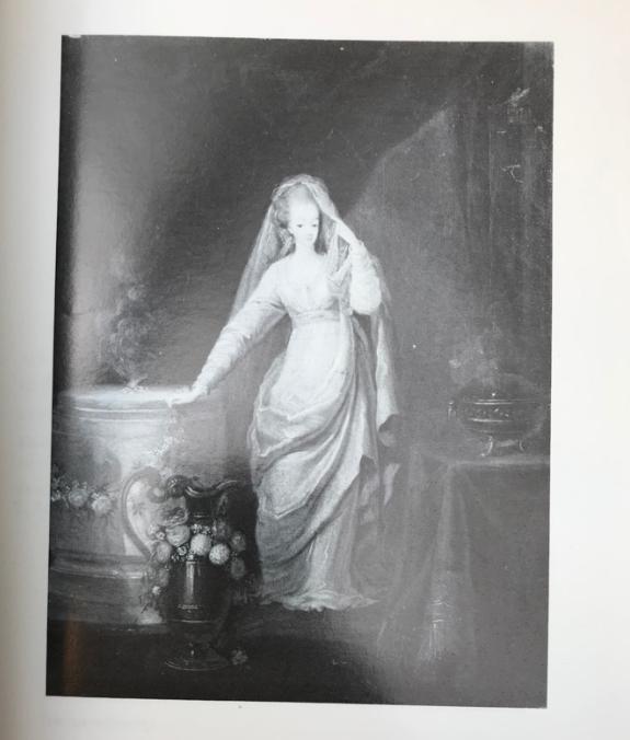 Portraits de Marie-Antoinette et de la famille royale par Charles Le Clercq - Page 3 Captu152
