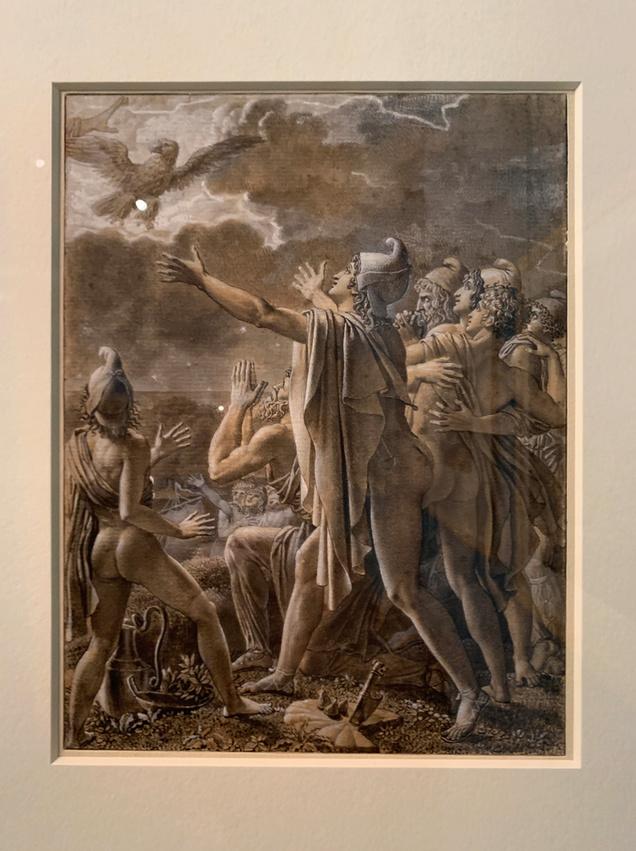 Expo Cognacq Jay : Génération en Révolution - Dessins français du musée Fabre Captu166