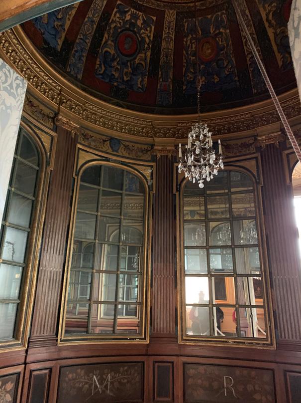 Le château de Maisons, résidence du comte d'Artois  Captu207
