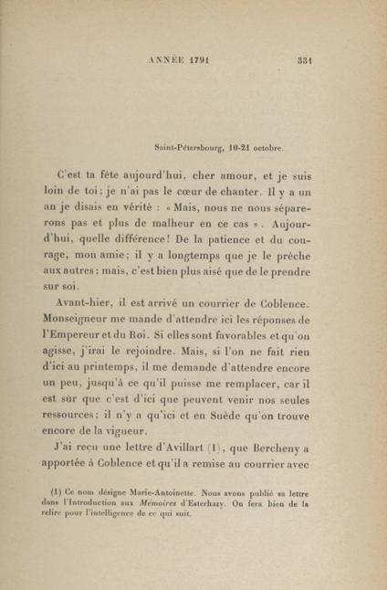 farr - Marie-Antoinette et le comte de Fersen, la correspondance secrète, d'Evelyn Farr - Page 6 Captu217