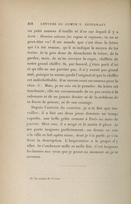 farr - Marie-Antoinette et le comte de Fersen, la correspondance secrète, d'Evelyn Farr - Page 6 Captu218
