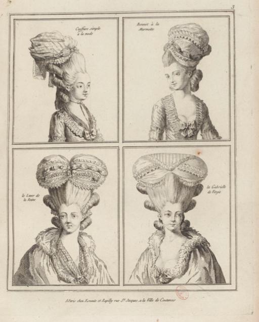 La Galerie des Modes et Costumes Français Captu223