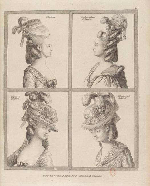 La Galerie des Modes et Costumes Français Captu225