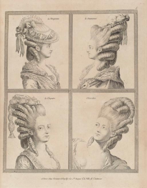 La Galerie des Modes et Costumes Français Captu226