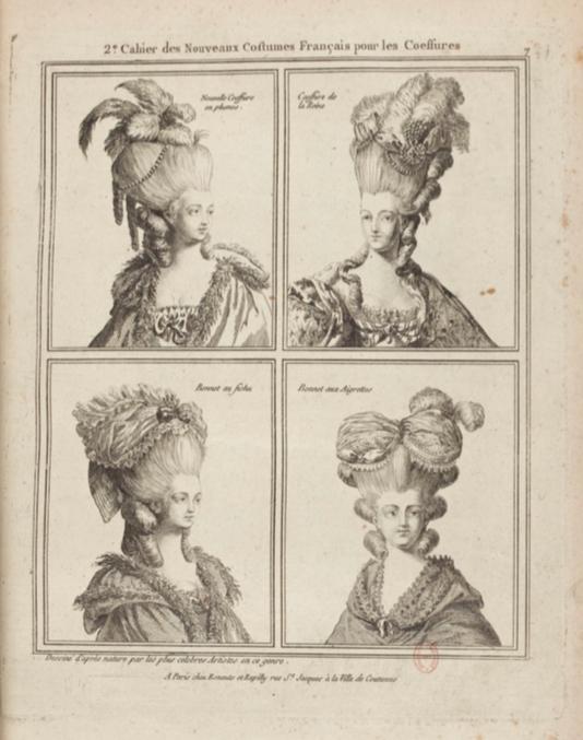 La Galerie des Modes et Costumes Français Captu227