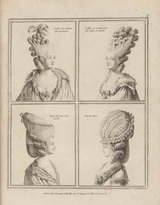 La Galerie des Modes et Costumes Français Captu228