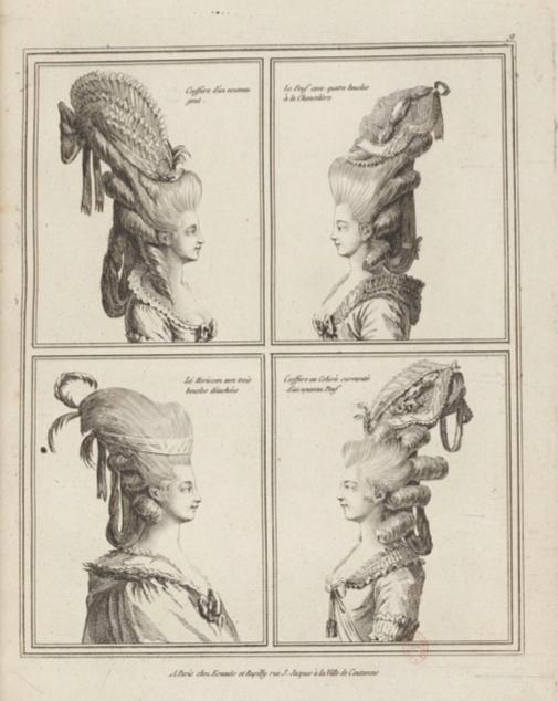 La Galerie des Modes et Costumes Français Captu229