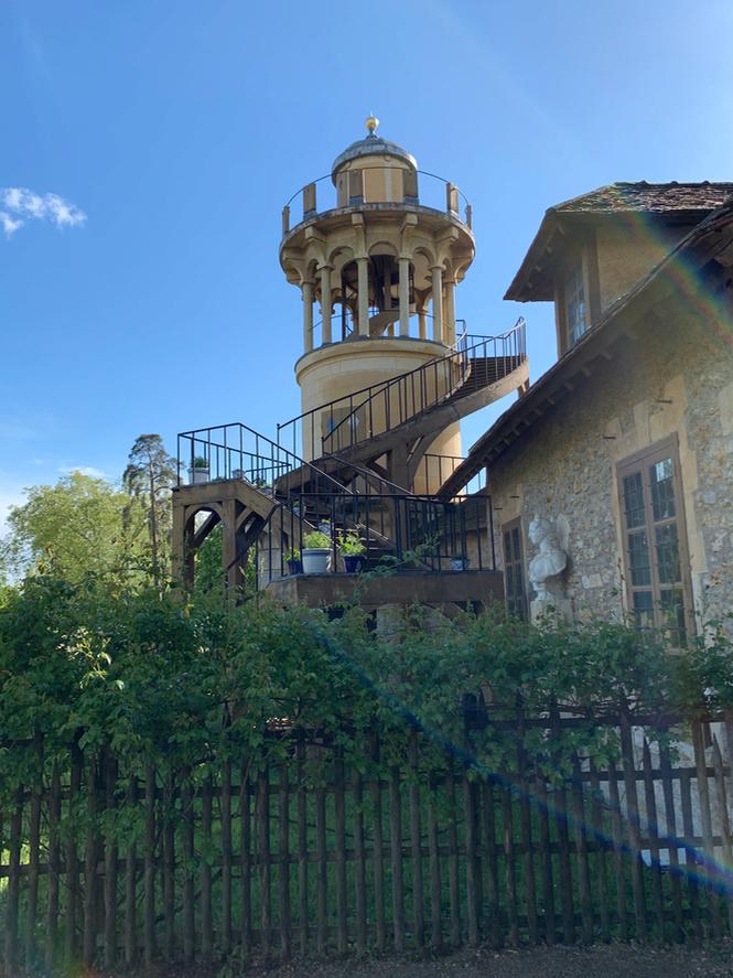 La Laiterie de propreté du Hameau du petit Trianon Captu230
