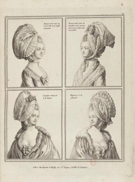 La Galerie des Modes et Costumes Français Captu231