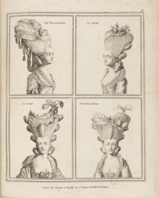 La Galerie des Modes et Costumes Français Captu232