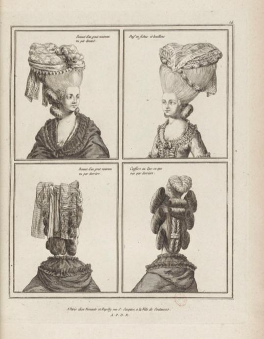 La Galerie des Modes et Costumes Français Captu233