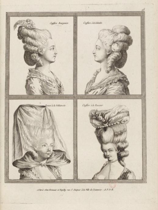 La Galerie des Modes et Costumes Français Captu235