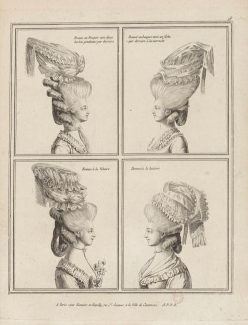 La Galerie des Modes et Costumes Français Captu237