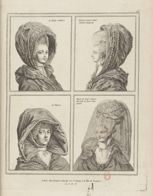 La Galerie des Modes et Costumes Français Captu238
