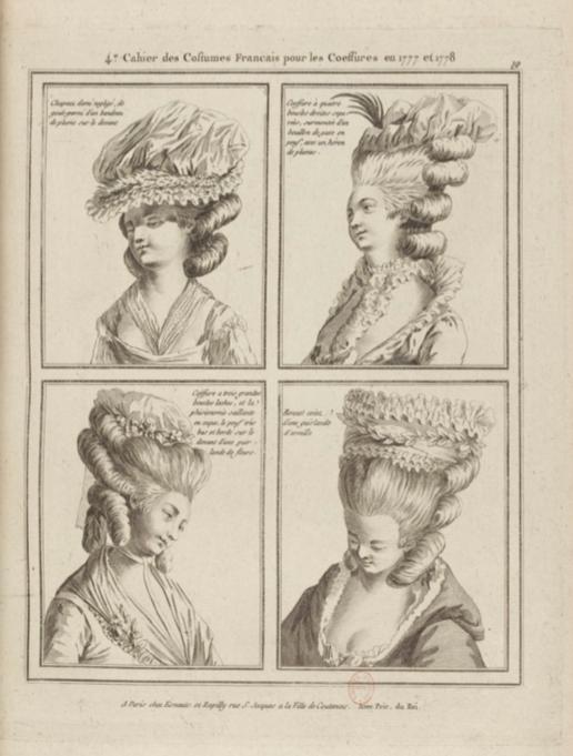 La Galerie des Modes et Costumes Français Captu239