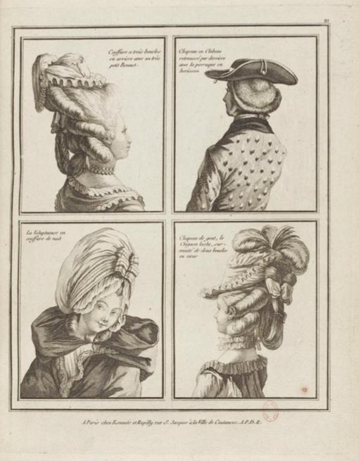 La Galerie des Modes et Costumes Français Captu241