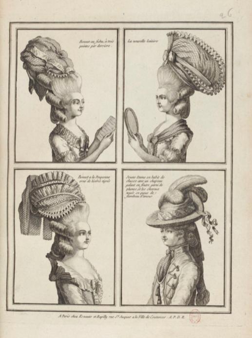 La Galerie des Modes et Costumes Français Captu246