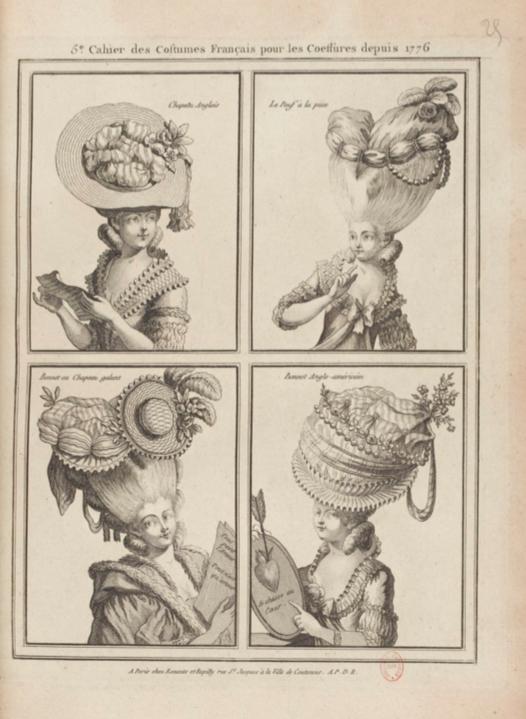 La Galerie des Modes et Costumes Français Captu247