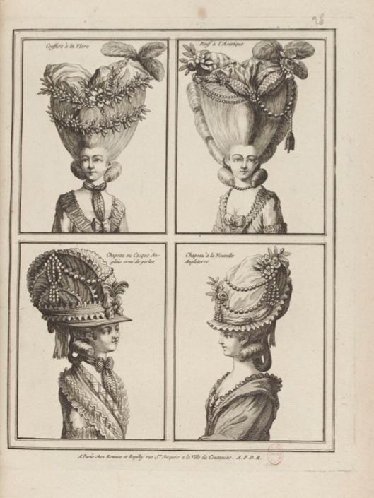 La Galerie des Modes et Costumes Français Captu248