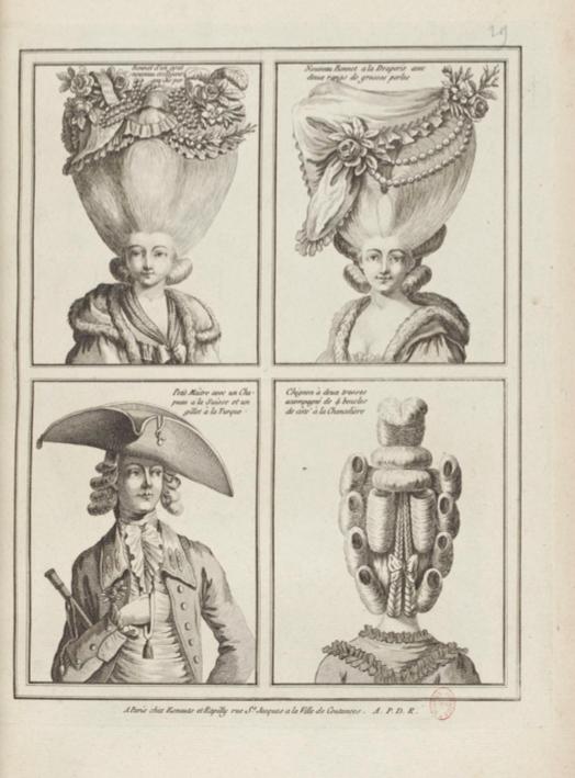 La Galerie des Modes et Costumes Français Captu249