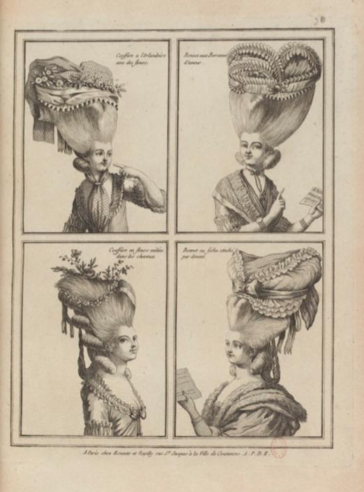 La Galerie des Modes et Costumes Français Captu250
