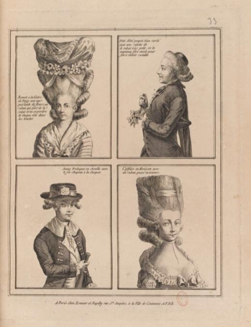 La Galerie des Modes et Costumes Français Captu251