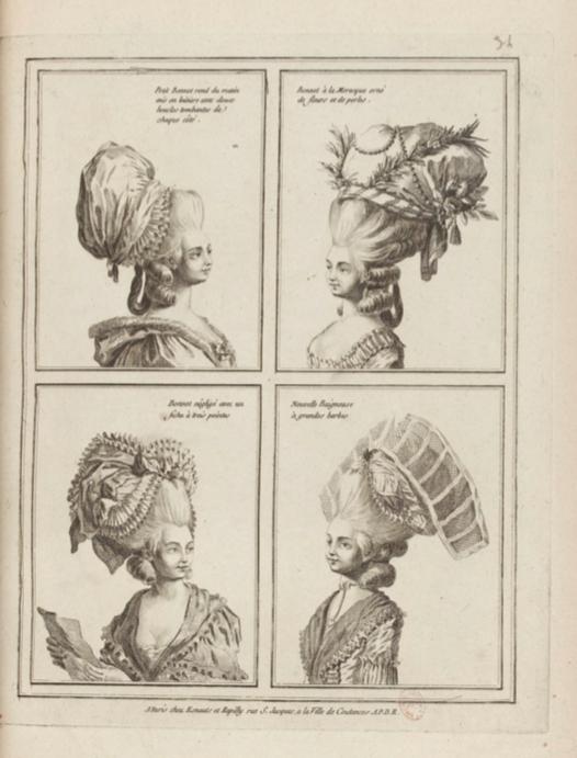 La Galerie des Modes et Costumes Français Captu255