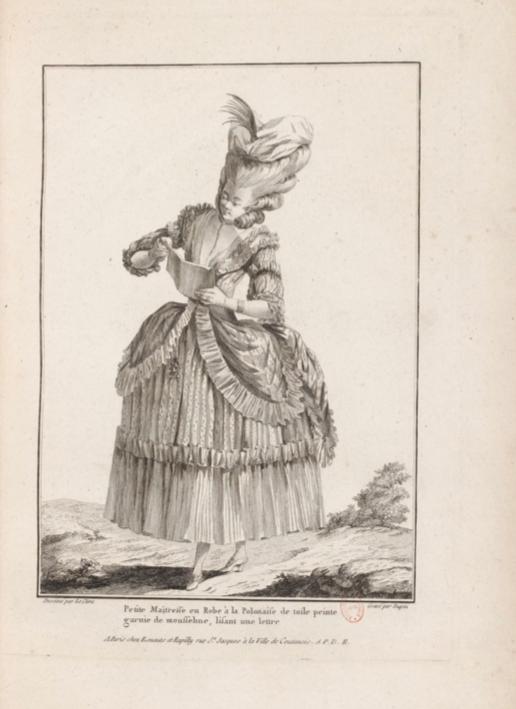La Galerie des Modes et Costumes Français Captu257